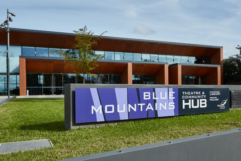 Blue Mountains Cultural HUB Springwood