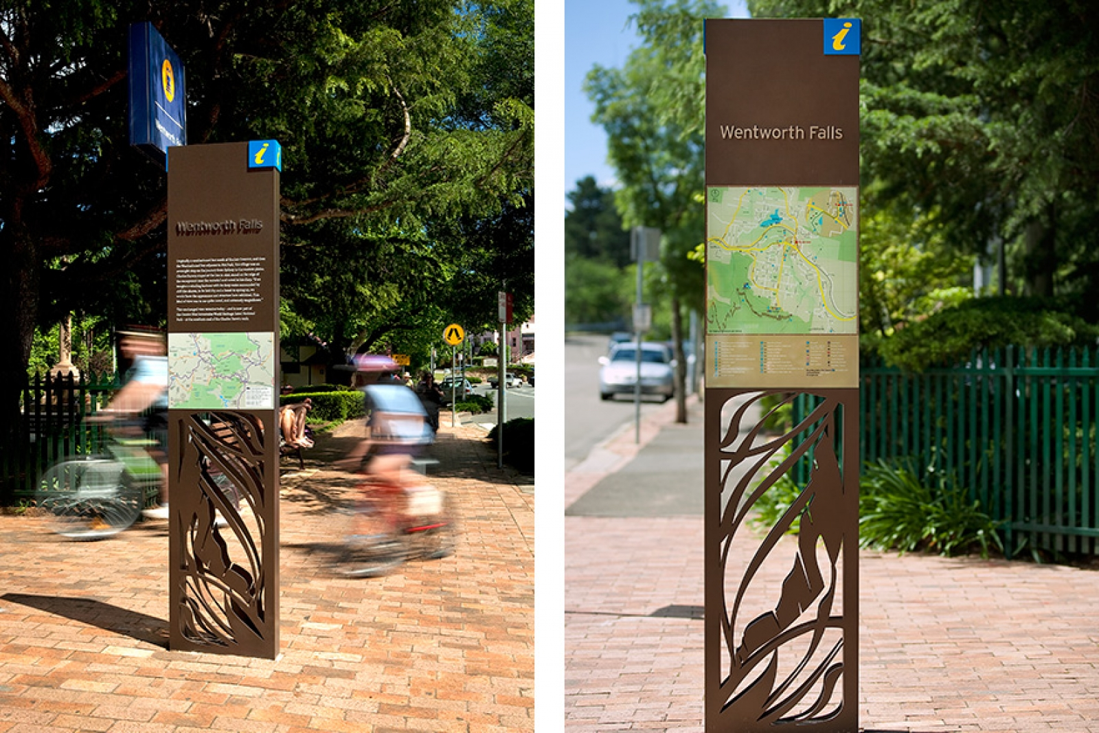 Blue Mountains City Council Wayfinding