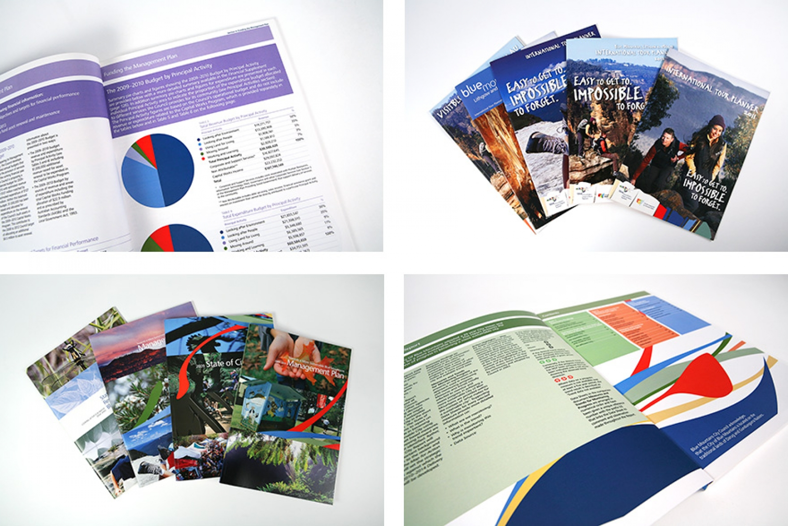 Spread from the BM Accommodation Guide