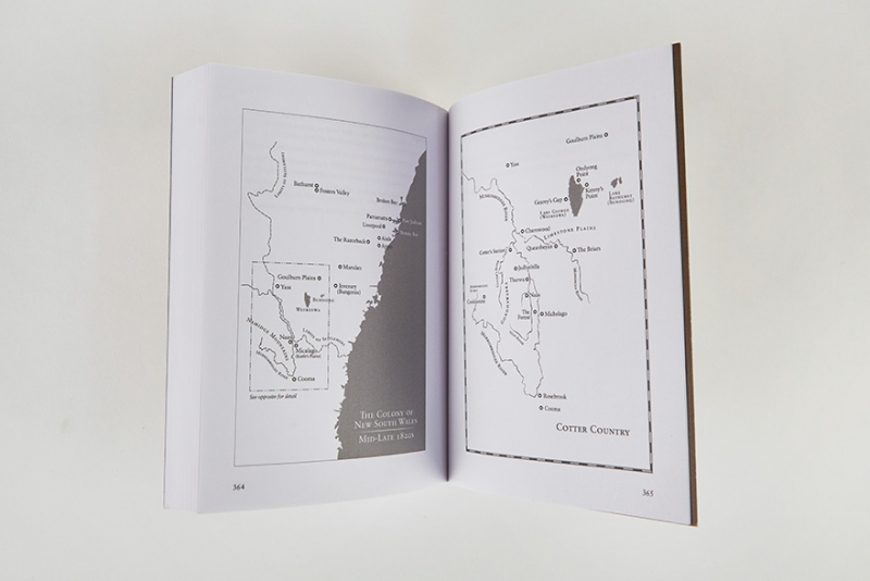 Cotter Maps