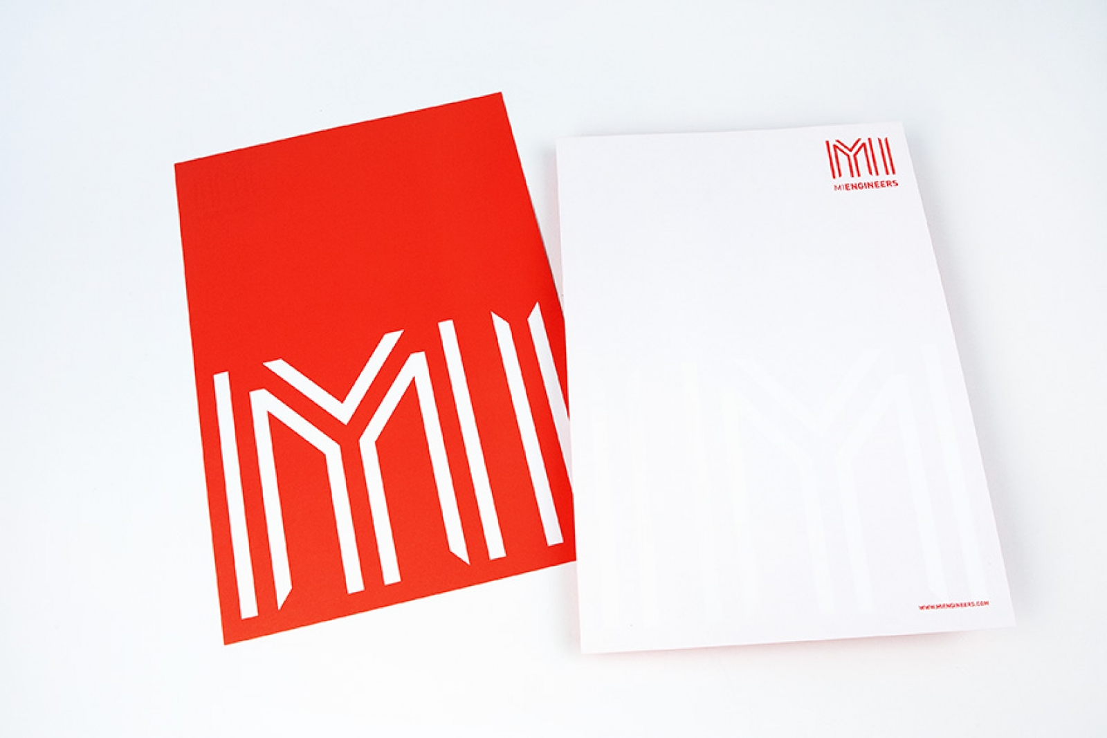 MI Engineers Brand Collateral