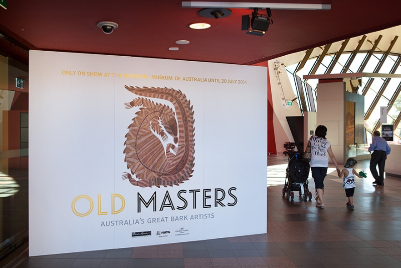 Old Masters Exhibition, National Museum of Australia