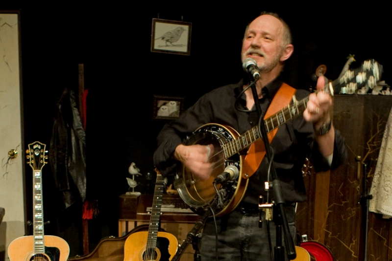 Peter Campbell in concert 2010