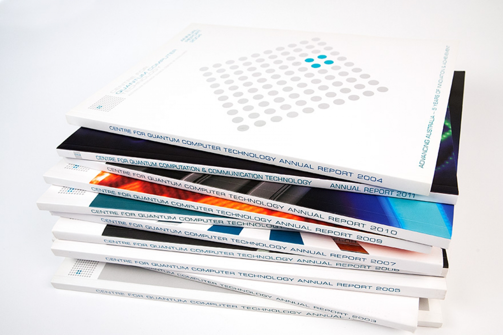 10 years of CQC2T Annual Reports
