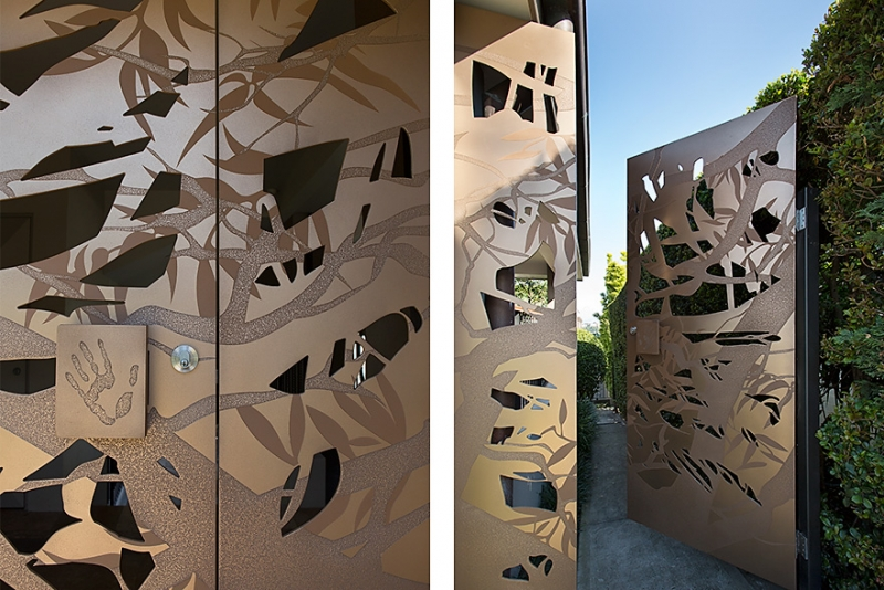 COLLABORATORS Creative Director Designer Peter C&bell Panel Treatments Axolotl Metal Structure Mechanics Installation Graham Day Doors & Nature and Nurture | Peter Campbell Design
