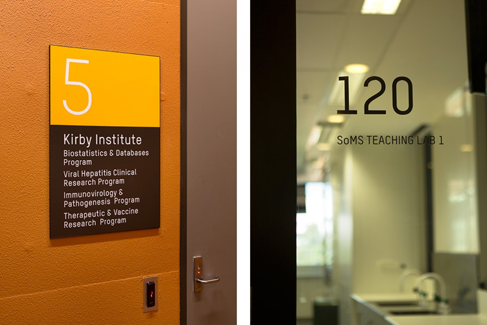 Wallace Wurth Wayfinding University of NSW